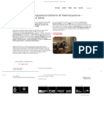 Aree militari - Programma Unitario di Valorizzazione - accordo novembre 2012
