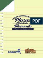 Domicilios Plazas de Mercado