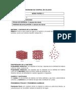 quimica general e inorganica avance y cuestionarios