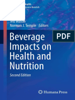 Beverage impacts on health and nutrition 2016