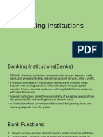 3-Banking Institutions