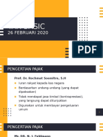 PPT Tax Basic