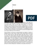 Truchon traduction italienne Marxismo e darwinismo