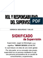 ROL Y RESPONSABILIDAD DEL SUPERVISOR-ppt