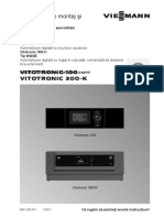 IMS Vitotronic 100 HC1B si 300-K MW2B