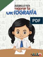 Cuadernillo para mejorar la ortografía.pdf