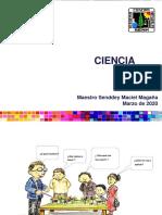 Maciel, S. (2020). Ciencia, pdf