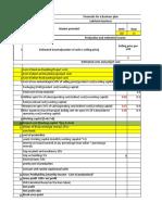 2020 lakshmis business plan template