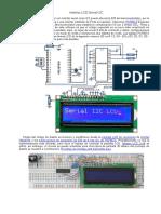 Interfaz LCD Serial I2C