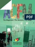 ACFM - Brochure Maste's Screen