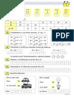 1. Fisa de recapitulare Matematica