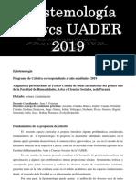 Material completo Epistemología 2019 (Paraná).pdf