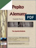 Pepito Alemany pasodoble Teo Aparicio