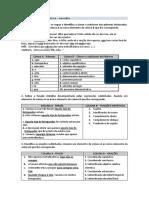EXERCÍCIOS DE Gramática
