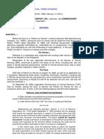 C.T.A. Case No. 7958 _ ESS Manufacturing Co. Inc. v. Commissioner of