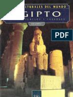 Egipto, Dioses, templos y faraones V1