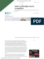 Fernando Simón se disculpa con la comunidad evangélica - Protestante digital
