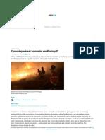 bombeiro em Portugal_ – Observado