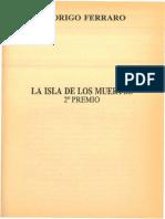 Ferraro - 1986 - La isla de los muertos