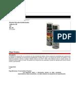 3M 80 Imprimante Spray Ficha técnica