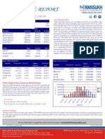 DERIVATIVE REPORT FOR 15 DEC - MANSUKH INVESTMENT AND TRADING SOLUTIONS
