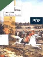 Batallas de Venezuela 1810 1824