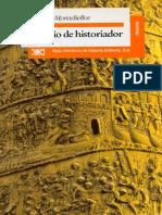 EL oficio del historiador Enrique Moradiellos
