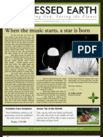 June 2009 Blessed Earth Newsletter