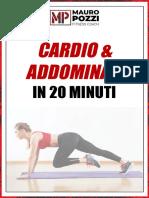 Cardio & Addominali in 20 min.pdf