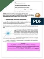 Guía de Estructura Atómica