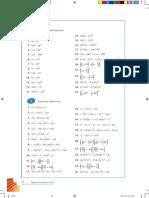 resumen de algebra