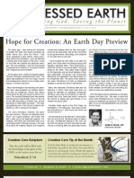 February 2010 Blessed Earth Newsletter