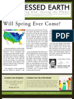 March 2010 Blessed Earth Newsletter