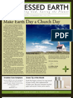 April 2010 Blessed Earth Newsletter