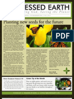 May 2010 Blessed Earth Newsletter