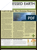 June 2010 Blessed Earth Newsletter