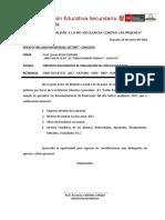 Informe académico 2018