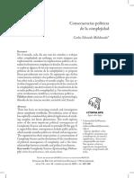 Maldonado Carlos - Consecuencias Politicas de la Complejidad.pdf