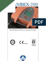 Desfibrilador Reanibex 200 OSATU