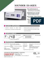 Detector Fetal ES102Ex HADECO