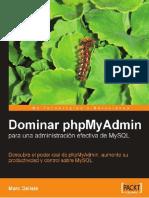 DOMINAR PHP MYADMIN PARA ADMINISTRACION MySQL.pdf