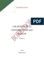 Los dueños de San Marcos (tomo 1) borrador 1 (1)