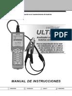 168-641F-ES, Manual, CTU-6000, Spanish