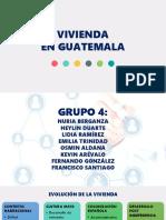 VIVIENDA EN GUATEMALA