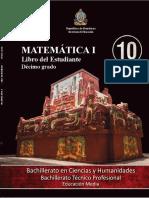 Matematica I_Estdudiante_Honduras.pdf