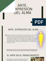 Arte, expresión del alma