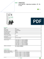 Disjoncteur C60H-DC_A9N61522