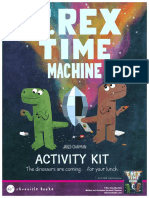 Tiny T. Rex Time Machine Activity Kit