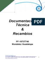Documentacion técnica & Recambios