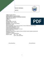 QUIMICA ENFOQUE ECOLOGICO 1 CICLO 2016